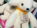 Kanin och lamm i teddy